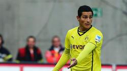 Koray Günter spielte bis 2014 für den BVB