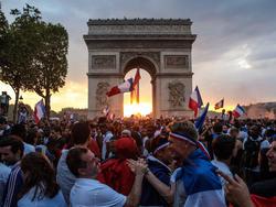 In Paris wurde der zweite WM-Stern bejubelt