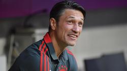 Niko Kovac will mit dem FC Bayern den erstenTitel holen.