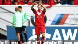 Benito Raman wird Düsseldorf am Wochenende fehlen