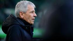 Lucien Favre hat Respekt vor Gegner Atlético