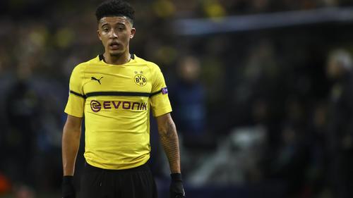 Spielt eine ganz starke Saison im Trikot des BVB: Jadon Sancho