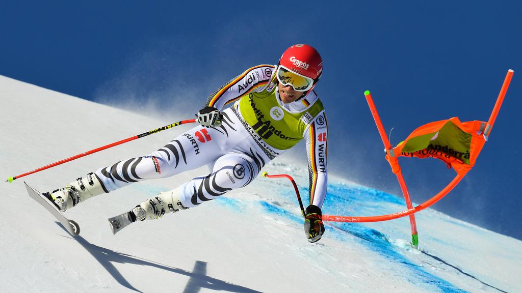 Josef Ferstl überzeugte beim Weltcup Finale
