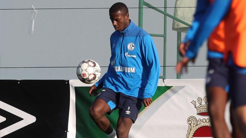 Will den FC Schalke 04 verlassen: Hamza Mendyl