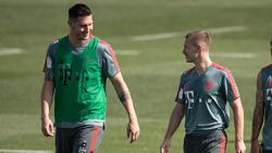 Niklas Süle und Joshua Kimmich sind in Klub und Nationalmannschaft ein eingespieltes Duo