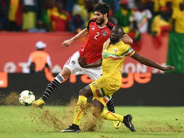 Ägypten und Mali trennten sich in einem umkämpften Spiel 0:0