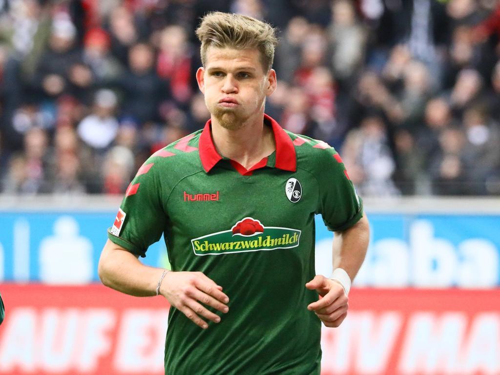Florian Niederlechner ist von Mainz nach Freiburg ausgeliehen