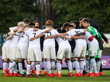 Die deutsche U16-Auswahl war gegen Belgien erfolgreich