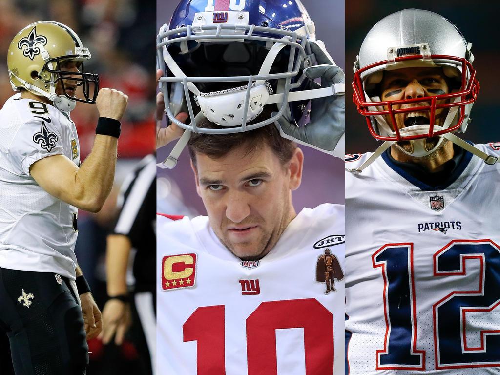 Die Quarterbacks der NFL im großen sport.de-Check