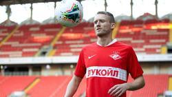 Muss mit Spartak Moskau um die Europa-League-Teilnahme bangen: André Schürrle