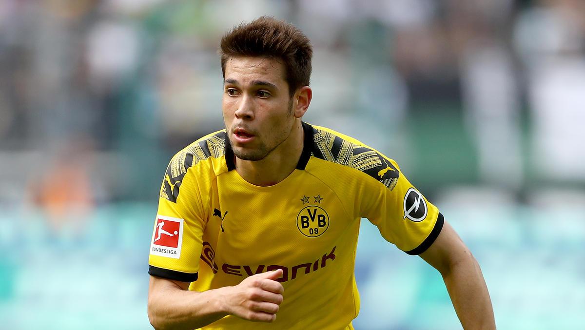 Raphael Guerreiro wird immer wieder mit einem Abschied vom BVB in Verbindung gebracht