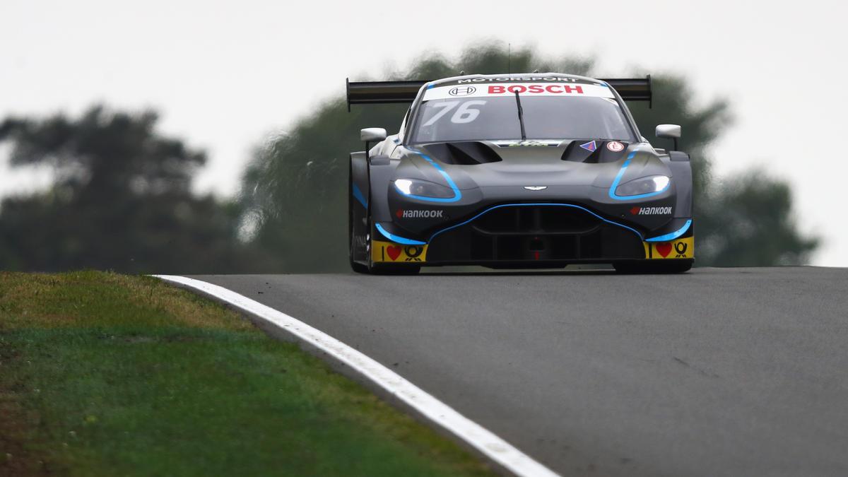 Auch 2020 plant R-Motorsport mit vier Aston-Martin-Boliden