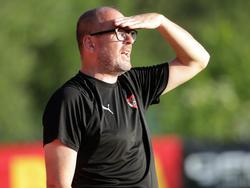 Gute Aussichten zum Start in die EM-Quali für U17-Teamchef Martin Scherb