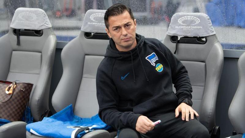 Ante Covic hat es bei Hertha BSC schwer