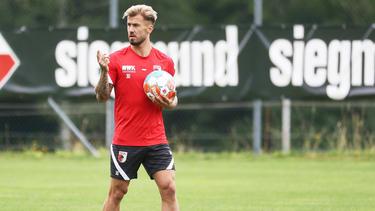 Niklas Dorsch will endlich in der Bundesliga durchstarten