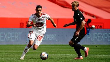 Romain Faivre (l.) wechselt wohl nicht zum FC Bayern