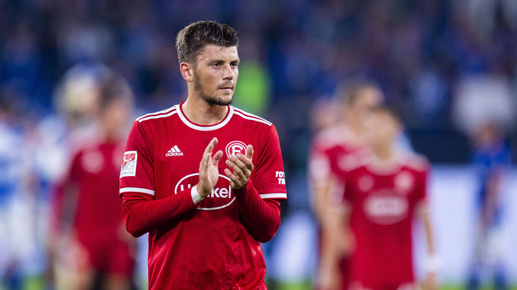 Dawid Kownacki von Fortuna Düsseldorf wurde operiert