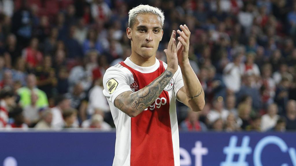 Antony von Ajax Amsterdam wird beim FC Bayern gehandelt