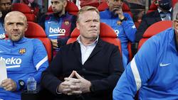 Der FC Barcelona und Ronald Koeman gehen getrennte Wege