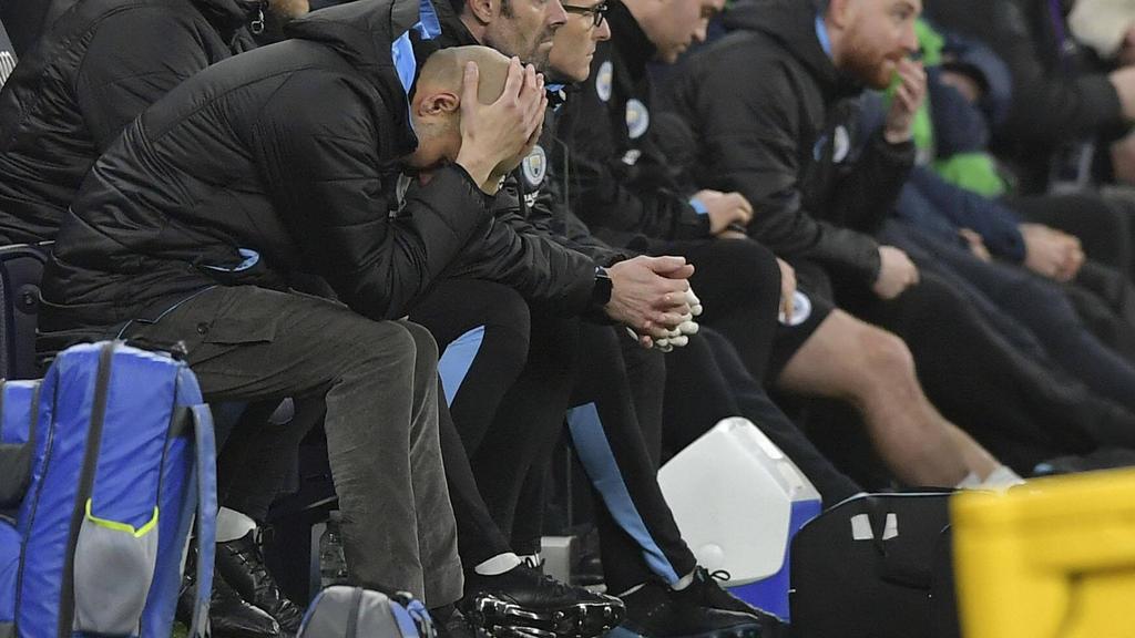 Wie geht es mit Pep Guardiola und ManCity weiter?