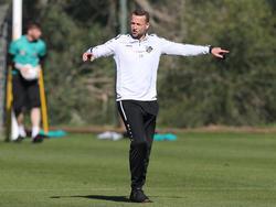 Ferdinand Feldhofer freut sich auf seine neue Aufgabe