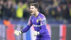 Der FCChelsea interessiert sich für BVB-Torwart Roman Bürki