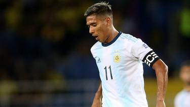 Matías Zaracho soll vor einem Wechsel zum BVB stehen