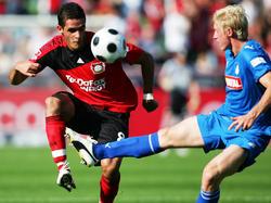 Renato Augusto gegen Andreas Beck