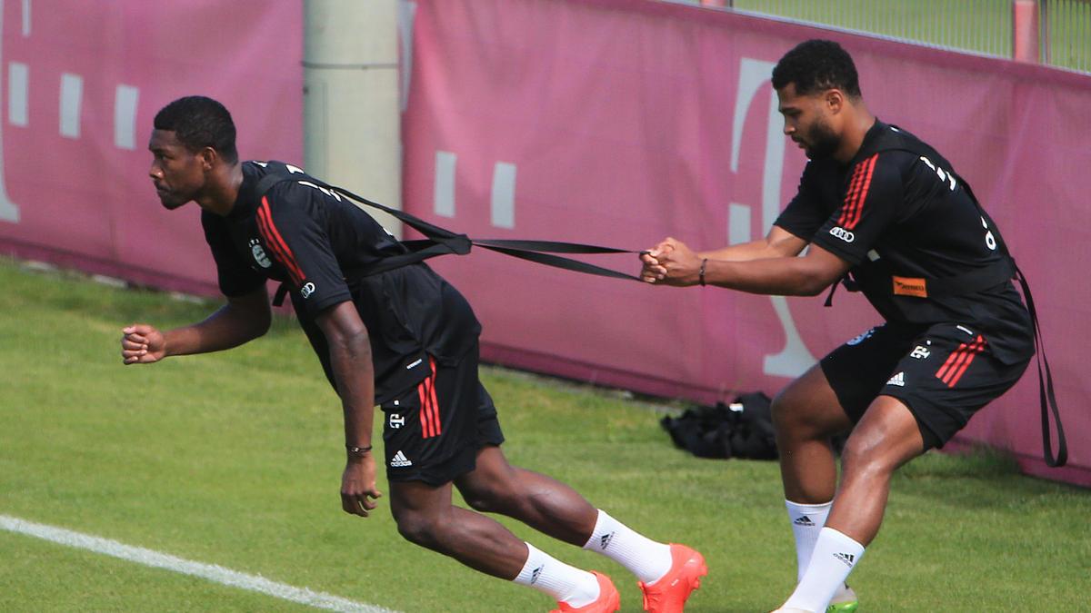 Kurzurlaub bald vorbei: FC Bayern München hat Lissabon im Kopf