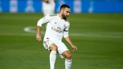Fehlt Real Madrid mindestens zwei Monate: Dani Carvajal