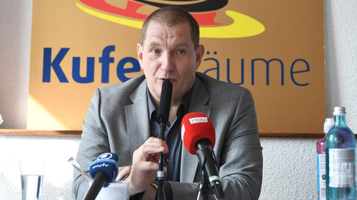 Matthias Große informierte über die aktuelle Situation
