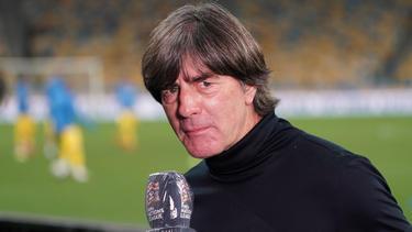 Joachim Löw erwartet eine Steigerung vom DFB-Team