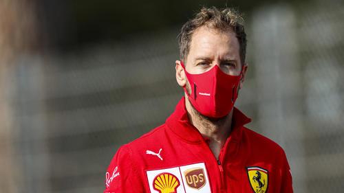 Sebastian Vettel sitzt in der Fahrervereinigung