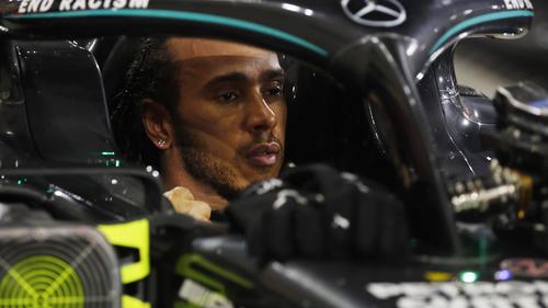 Fehlt Lewis Hamilton auch in Abu Dhabi?