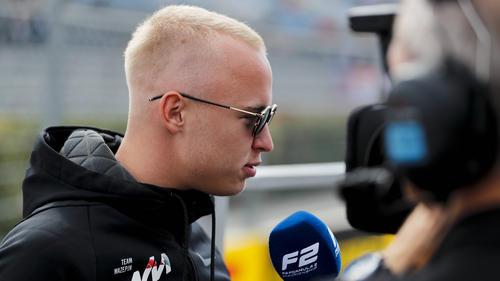 Nikita Mazepin soll im nächsten Jahr mit Mick Schumacher bei Haas in der Formel 1 fahren