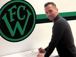 Anel Hadžić spielt ab sofort für Wacker Innsbruck