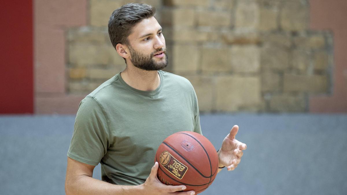 Maxi Kleber spielt in der NBA bei den Dallas Mavericks