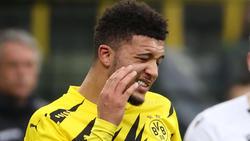 Jadon Sancho wird dem BVB länger fehlen