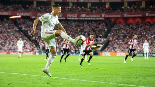 Lucas Vázquez soll beim FC Bayern hoch im Kurs stehen