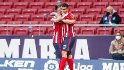 Jubel bei Atlético