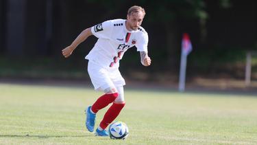 Marcel Risse bleibt beim Drittligisten Viktoria Köln