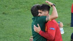 Spanien-Coach Enrique schützt seinen Stürmer öffentlich