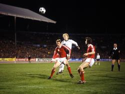 1977: Deutschland schlägt die Schweiz mit 4:1