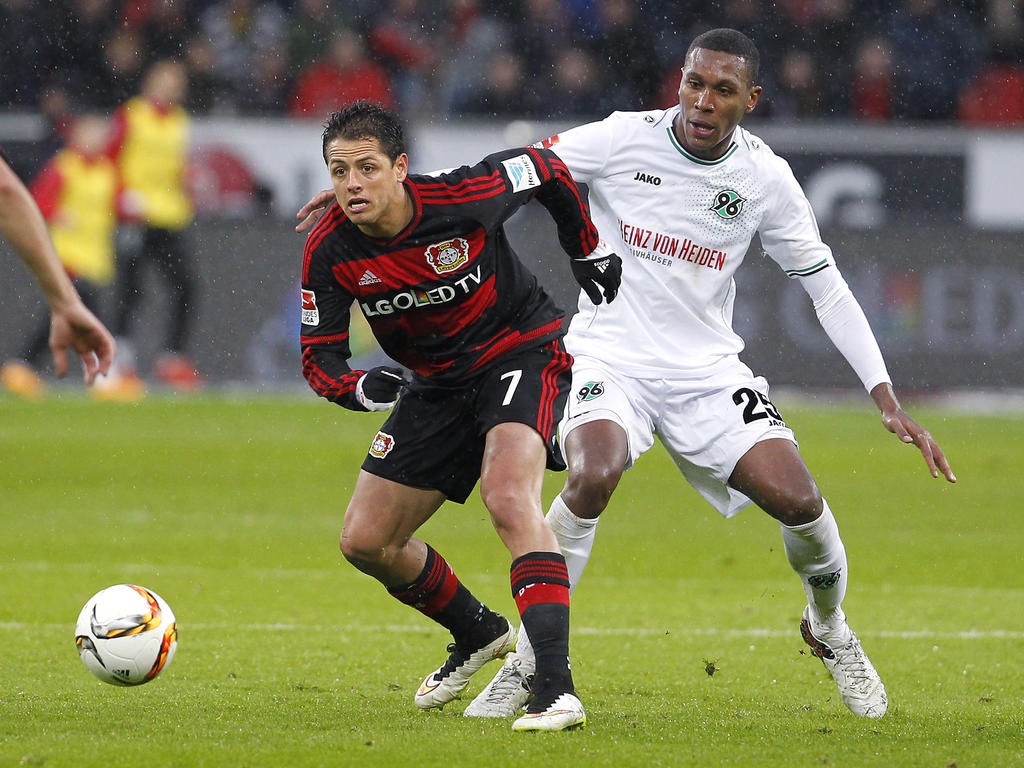 Die Niederlage gegen Leverkusen war Marcelos (r.) vorerst letztes Spiel für Hannover