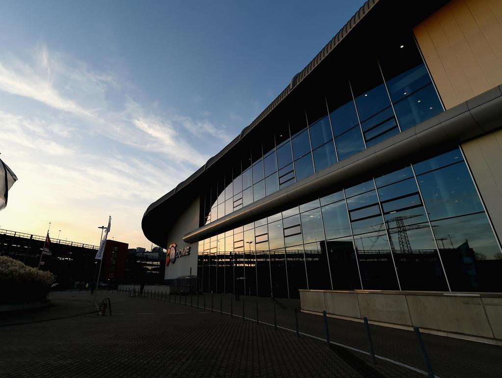 Die deutschen Handballer müssen wohl nach Düsseldorf umziehen