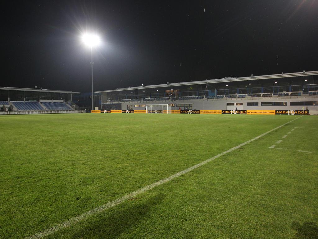 Das Sonnenseestadion wird 2015/2016 definitiv nicht Schauplatz der Ersten Liga sein