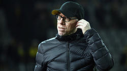 Peter Stöger coachte den BVB ein halbes Jahr lang
