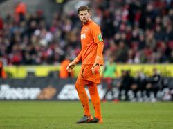 FC-Keeper Timo Horn sorgte zuletzt für ein bisschen Optimismus