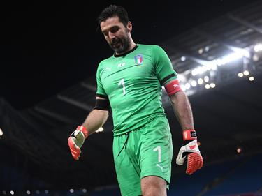 Gianluigi Buffon hatte mit Italien die WM verpasst