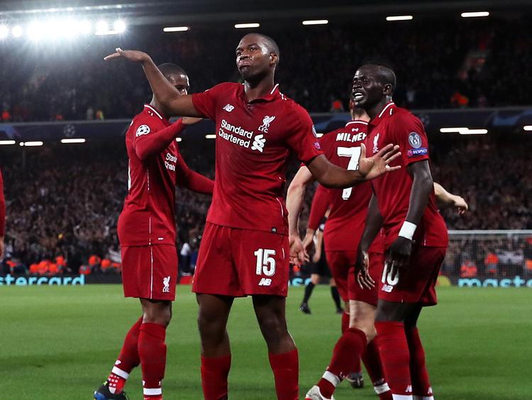 Ein denkwürdiges Spiel in Liverpool